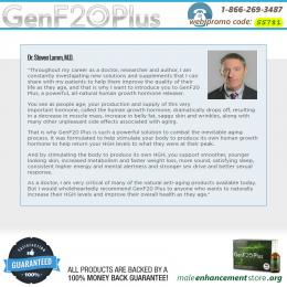 Medical Proof Behind GenF20 Plus HGH Therapy