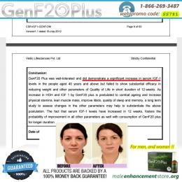 GenF20 Plus Clinical Study