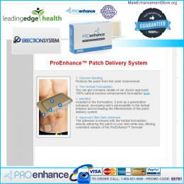 ProEnhance Patch Delivery System