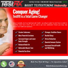 Test RX Anti Aging Treatment