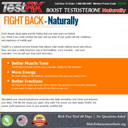 Low Testosterone Booster