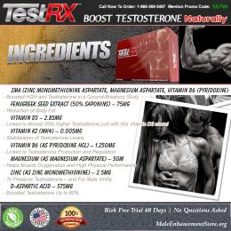 Test RX Ingredients