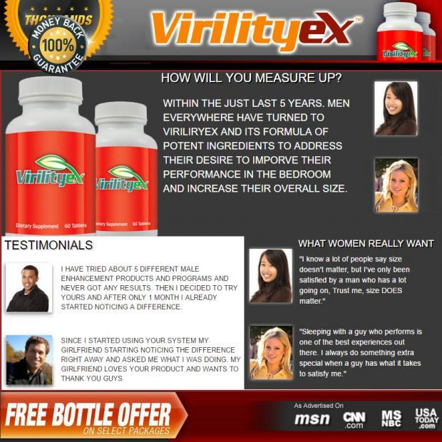 Virility EX Review
