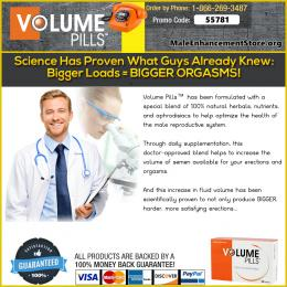 Volume Pills Clinical Study
